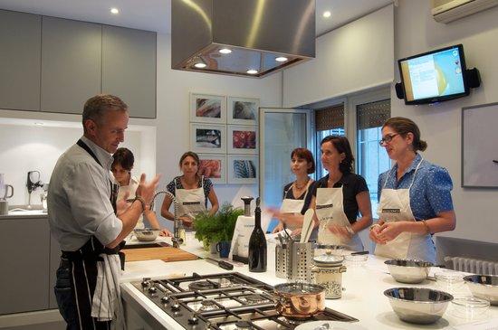 Mediterraneum, corsi di cucina Roma