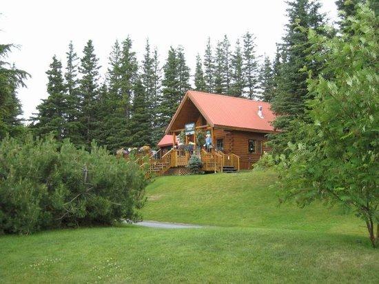 The Gift Shop at Kenai Princess Wilderness Lodge