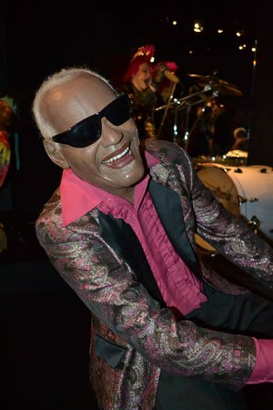 Grevin Museum: Ray Charles