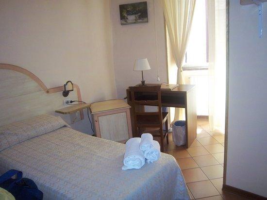 Hotel Pax: la camera del Viaggiatore