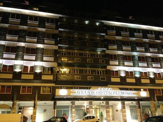 Bagno picture of grand hotel fleming rome tripadvisor for Grand fleming hotel