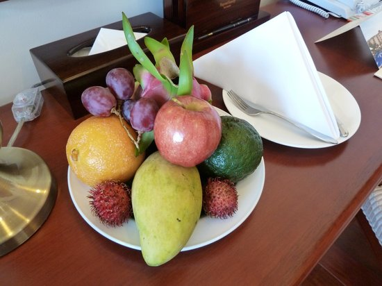 Vinpearl Da Nang Resort & Villas: Fruit Platter