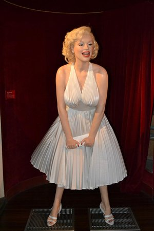 Musée Grévin : Marilyn Monroe
