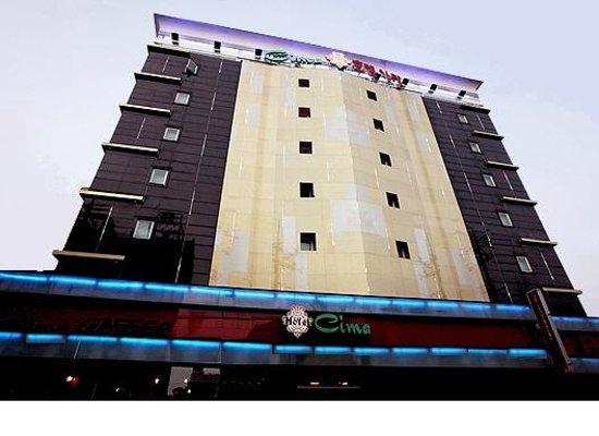 Dongducheon, Sydkorea: 호텔전경