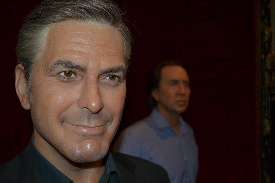 Grevin Museum: George Clooney