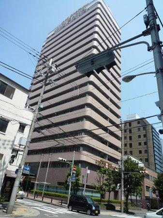 Kobe Sannomiya Union Hotel: 外観