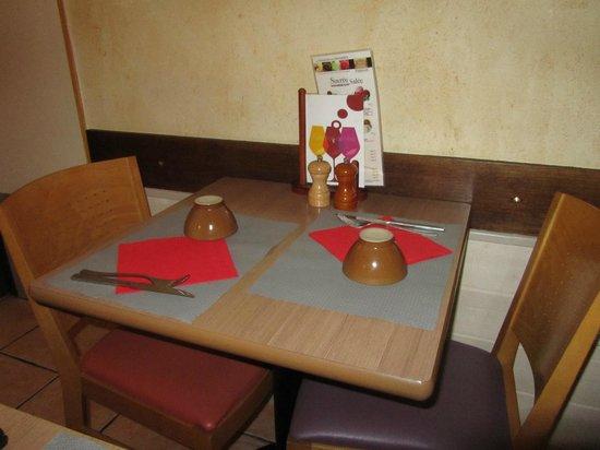 Restaurant cr perie sucr e sal e maisons alfort for Avis maison alfort