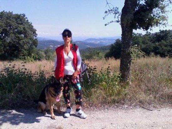 Agriturismo Il Cucciolo: Un momento di meritato riposo