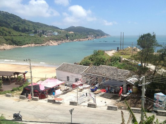 Wenzhou Nanji Island: dream view from Ocean hotel