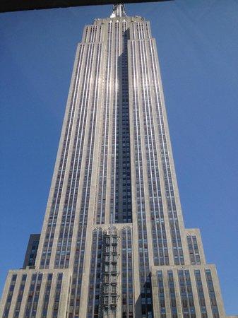 nyma, the New York Manhattan Hotel : Vista do Apartamento