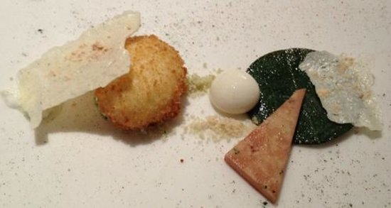 Arzak: Textures of milk