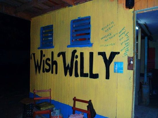 Wish Willy - Bar & Grill : Wish Willy