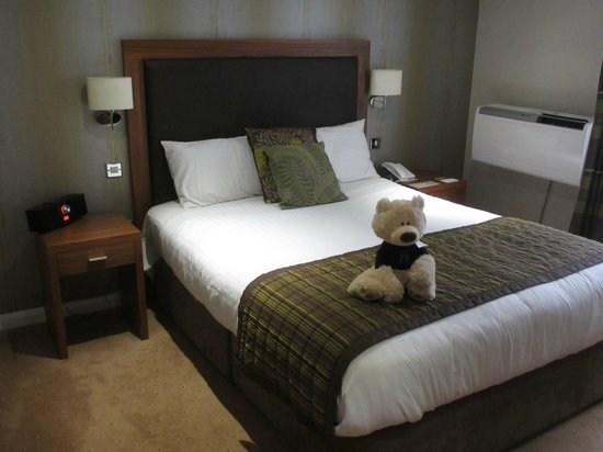 Milford Hall Hotel & Spa : Comfortable Modern Room
