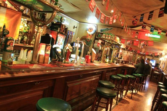 The George Pub: Large choice of beers and spitits