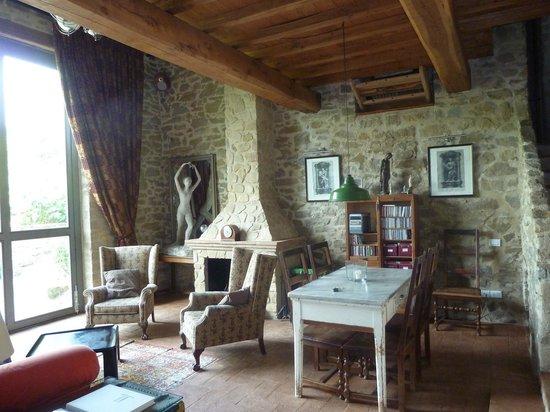 Casale Monticchio : Fabulous Lounge