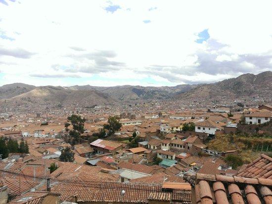 Casa de Campo Hotel: view from higher floor