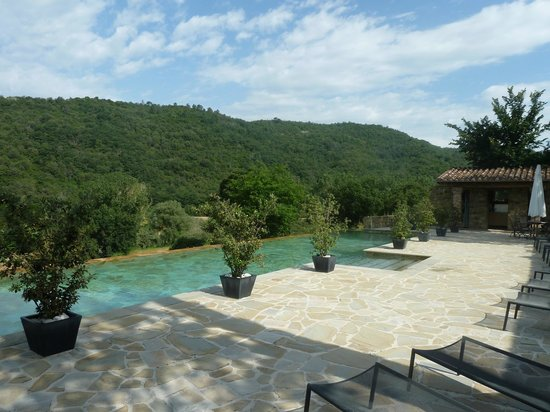 Casale Monticchio: Amazing Pool & View