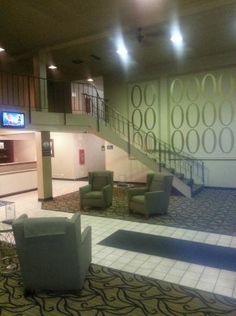 Days Inn La Crosse Conference Center : Reception