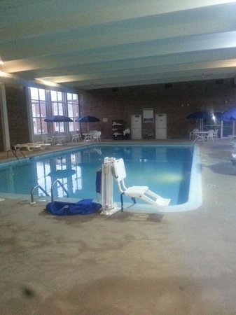 Days Inn La Crosse Conference Center : Pool