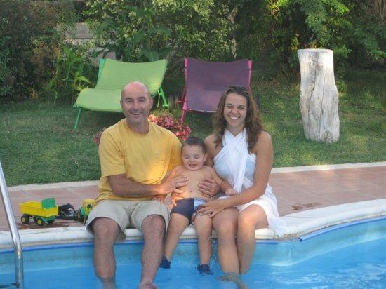 Agriturismo San Giacomo: Che relax in piscina