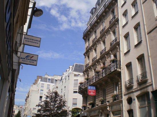 Hôtel du Loiret rue des Mauvais Garçons - Picture of Grand Hotel du ...