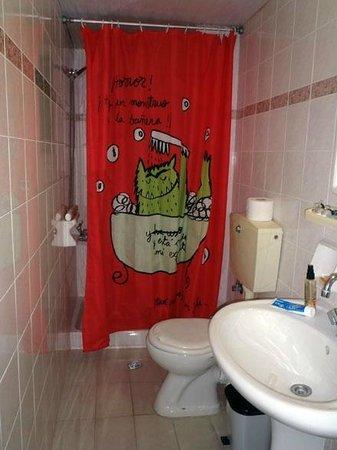 "Doge Hotel: μπάνιο με καθόλου ""doge"" κουρτίνα ή ατμόσφαιρα"