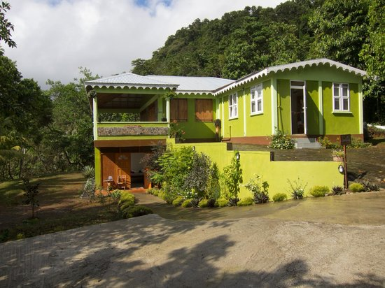 Serenity Lodges Dominica : Serenity Lodges, Dominica