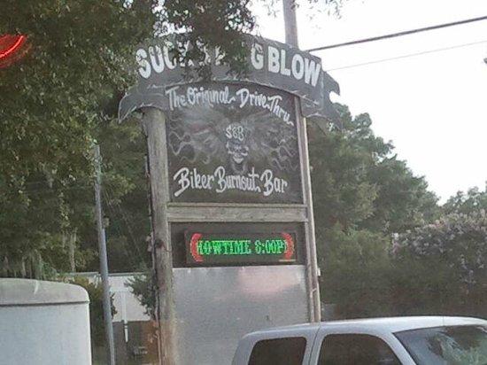 Suck Bang Blow : Landmark