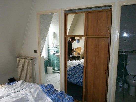 Nadaud Hôtel : Camera
