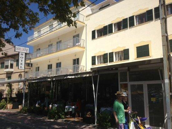 Miramar Hotel : Hotel