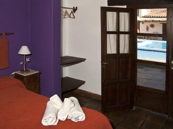 Hostal El Hospedaje: habitacion matrimonial
