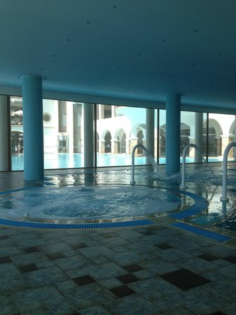 Atrium Prestige Thalasso Spa Resort and Villas: Innenpool