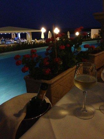 Atrium Prestige Thalasso Spa Resort and Villas: Italienisches Restaurant
