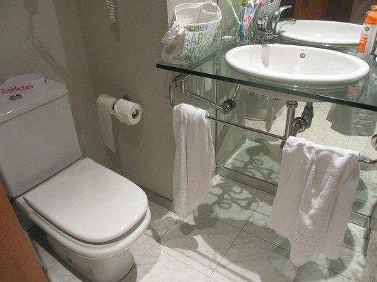 Posadas de Espana Pinto: baño
