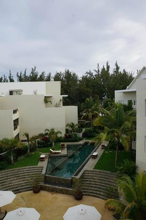 Cape Bay Luxury Beach Apartments by BARNES: view from balcony