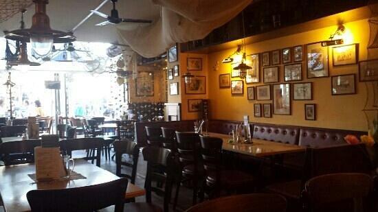 Alte Hafenkneipe: Restaurant