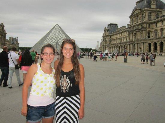 THATLou, Treasure Hunt at the Louvre: ThatLou for teens
