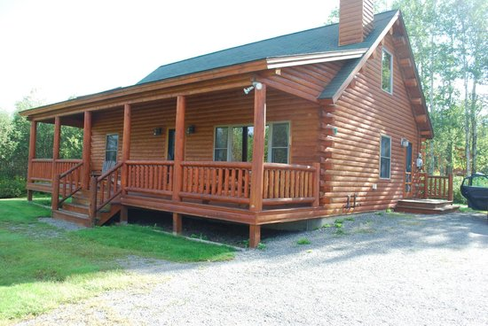 Rangeley Lake Resort, a Festiva Resort: Our cabin (the Elk)