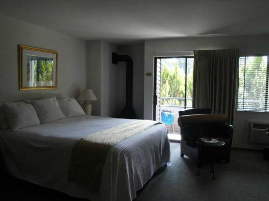 Aston Lakeland Village Beach & Mountain Resort: Efficiency room.