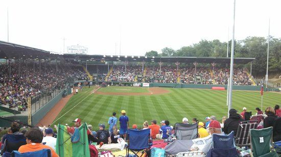 World of Little League: Peter J. McGovern Museum and Official Store : Lamade Stadium