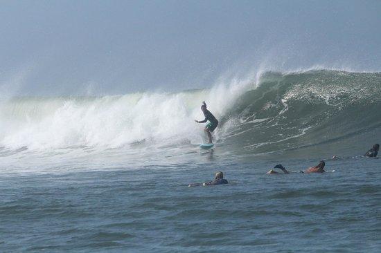 Miramar Surf Camp: Puerto Sandino