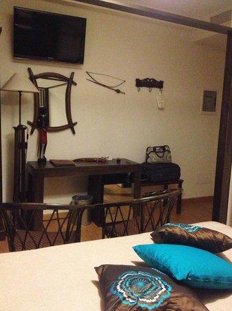 Hotel San Nicolo : Vista della camera