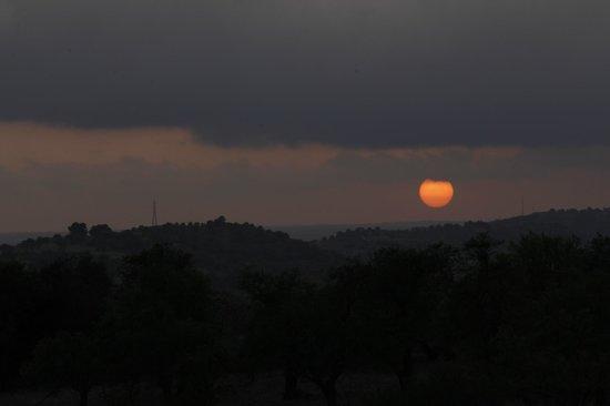 Hotel La Corte del Sole: Un tramonto