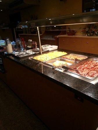 Playa Grande: Prima colazione hotel