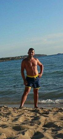 Playa Grande: Mare S'Arenal