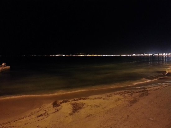 Playa Grande: S'Arenal notte