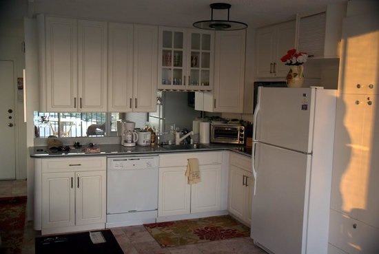 Fairway Villa: Kitchen