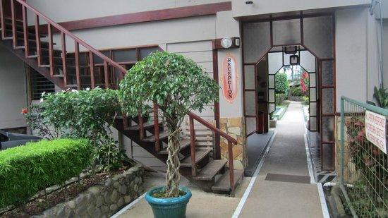 Hotel Mar de Luz: Entrada Principal del Hotel