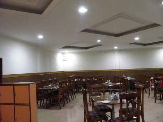 Hotel Lakeview: Restaurant