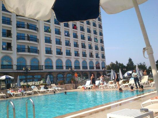 Harrington Park Resort : dalla piscina